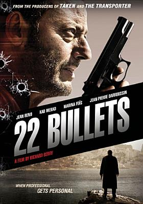 22 BULLETS BY RENO,JEAN (DVD)